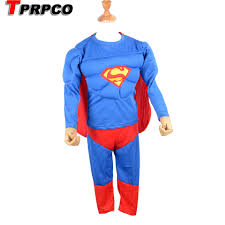 Superman Halloween Costume Toddler Cheap Kids Superman Costume Aliexpress Alibaba Group