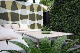 contemporary garden wall ideas home design ideas