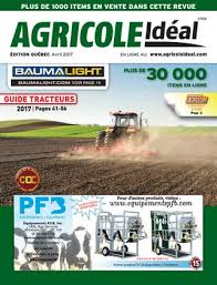 si e du cr it agricole agricole ideal april 2017 by farm business communications issuu