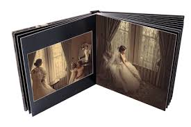 wedding albums and more photo print on leatherette wedding album our wedding albums