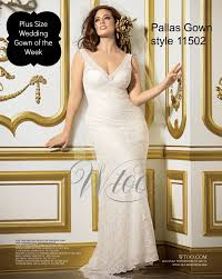 wedding dresses for curvy brides plus size wedding dress of the week the pretty pear plus