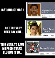 Last Christmas Meme - last christmas mit facebook namen fail video facebook and humor