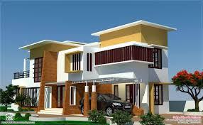 4 bedroom modern villa design home design ideas for you
