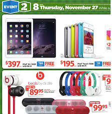 2014 black friday best buy deals walmart u0027s black friday apple deals revealed ipad mini w 30 gc