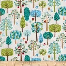 Backyard Baby Fabric by Michael Miller Backyard Baby Windy Day Aqua Michael Miller