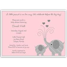new baby shower 42 best baby shower elephant invitations images on