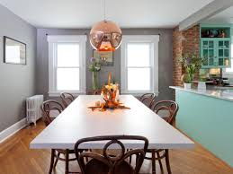 Dining Room Chandelier by How To Improve Your Dining Room Lighting Using Copper Fixtures