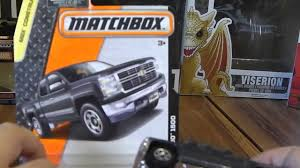 matchbox chevy silverado ss matchbox chevy silverado 1500 unboxing and review youtube