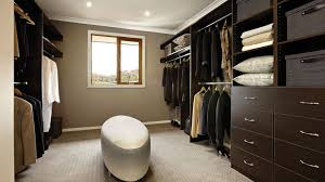 Luxury Walk In Closet Organization Ideas With Dark Brown Color - Walk in closet designs for a master bedroom