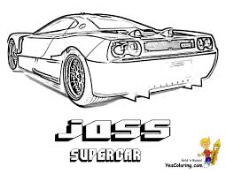sports car coloring pages laura williams