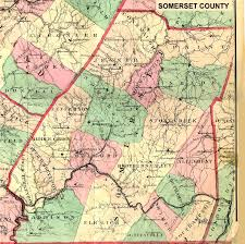 Map Of Pike County Ohio by Pennsylvania County Usgs Maps