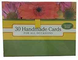 30 handmade cards for all occasions with bonus card