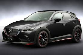 Mazda To Showcase Miata Cx 3 Racing Concepts At Tokyo Auto Salon