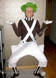 oompa loompa costume cool and oompa loompa costume