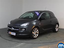 vauxhall adam used vauxhall adam for sale second hand u0026 nearly new cars