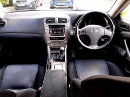 2006 lexus is 220d diesel 6 speed manual service history long