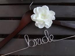 Wedding Dress Hanger Wedding Dress Hangers Personalized Vosoi Com