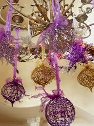 46 best purple glam christmas images on pinterest christmas