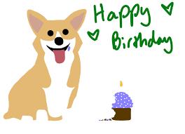 Corgi Birthday Meme - birthday meme