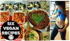 food prep meals vegan meal prep made easy 6 recipes in 9 minutes vegan food prep