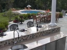hgtv optimizing backyard kitchen designs an outdoor kitchen layout