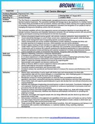 Call Center Supervisor Resume Example by Cool Awesome Secrets To Make The Most Perfect Brand Ambassador