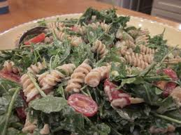 lemon fusilli with arugula u2014 clare u0027s kitchen