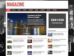 25 best free wordpress news magazine themes 2017