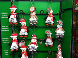 tree decorations personalised holliday decorations