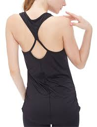 icyzone tops workouts clothes activewear built in bra tank