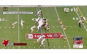 Why Is Trent Richardson Benched Dallas Cowboys Bob Sturm U0027s Video Analysis Cowboys Rb Ezekiel