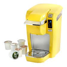 keurig yellow k10 mini plus coffeemaker christmas tree shops