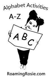 introduction to the alphabet activities for kids start here