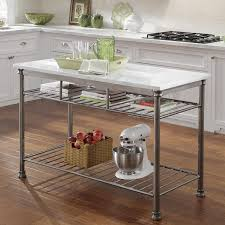 shop home styles 52 in l x 25 in w x 36 in h gray industrial prep