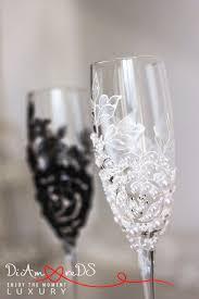 wedding goblets best 25 wedding toasting glasses ideas on wedding