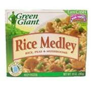 green giant rice medley calories nutrition analysis u0026 more