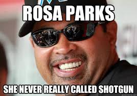 Rosa Parks Meme - ozzie misquotes nobody could be osama in hide n seek ozzie memes