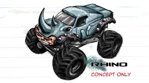 list of all monster jam trucks rhino monster trucks wiki fandom powered by wikia