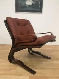 Scandinavian Leather Chairs Vintage Scandinavian Elsa Nordahl Leather Pirate Chair For Rybo Rykken 1973 Jpg