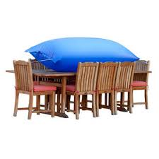 Patio Table And Chair Covers Rectangular Duck Covers Elite 96