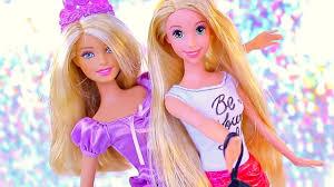 barbie dolls toys play doh barbie dresses surprise eggs