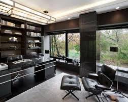 High End Home Office Furniture Luxury Home Office Design Design Ideas