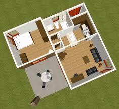 studio600 Small House Plan 61custom