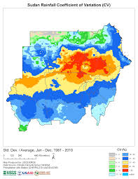 Mexico Precipitation Map by Products Early Warning And Environmental Monitoring Program