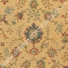 Renaissance Rug Brintons Carpets Renaissance Gold Palmette Broadloom Stair Runner