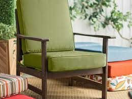 Recover Patio Chairs by Patio 17 Outdoor Patio Cushions Sprucing Up Your Patio