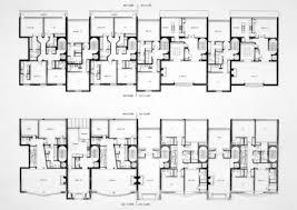 Nyc Brownstone Floor Plans New York House Plans