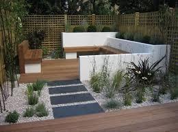 small backyard designs plastic pot planter wood burning fire pit