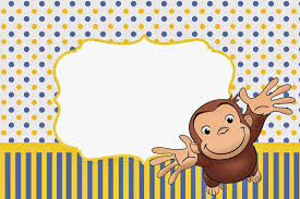 curious george free printable invitations is it for parties is