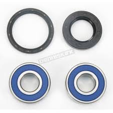 all balls front wheel bearing and seal kit 25 1380 motorcycle